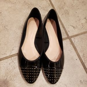 Patent Leather Flats by Zara